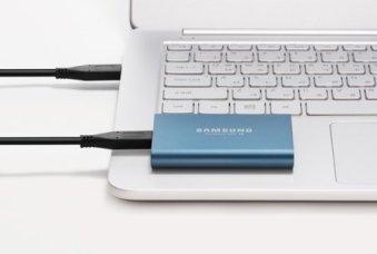 Samsung T5 - externe SSD - 500GB