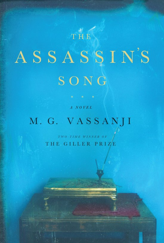 Image result for the assassin's song m g vassanji