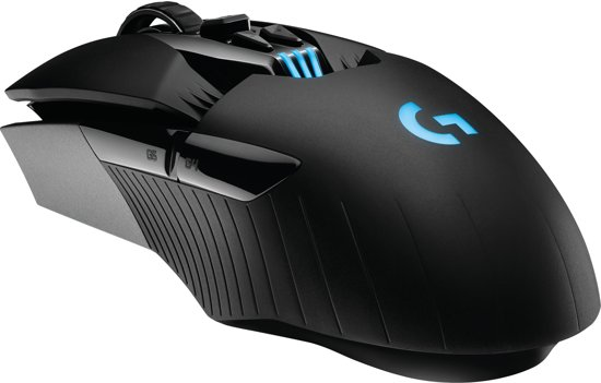 Logitech G900 Chaos Spectrum - Bedrade / Draadloze Professionele Gaming Muis - Pc
