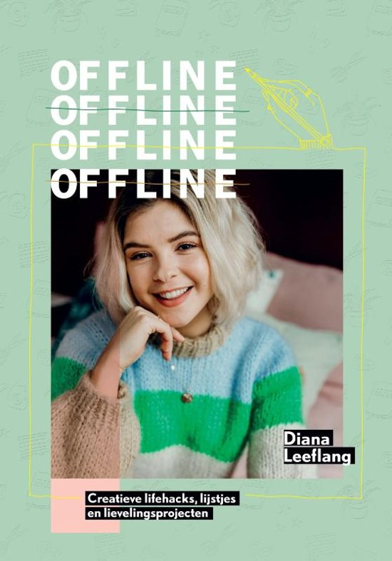 """Offline"" by Diana Leeflang"