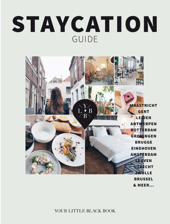 """Staycation Guide"" by Anne de Buck"