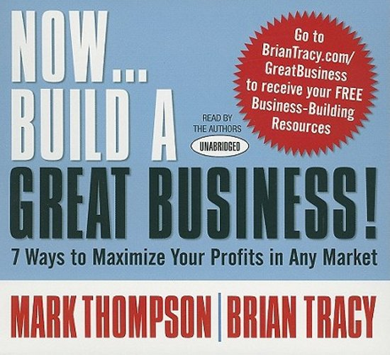 Brain Tracy Books Review- Great Business