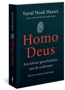 Homo Deus, door Yuval Noah Harari