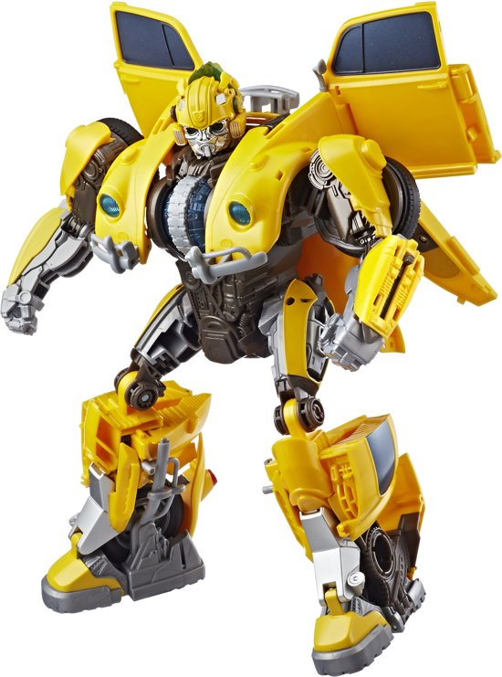 Transformers Bumblebee - Power Charge Feature Hero