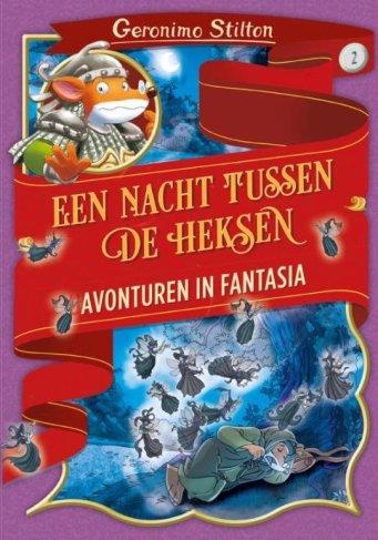 Avonturen in Fantasia 2 - Een nacht tussen de heksen