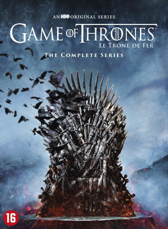 Game of Thrones - The Complete Collection: Seizoen 1 t/m 8