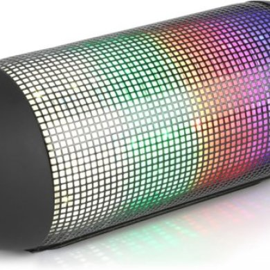 MAX MX3 Bluetooth speaker met led lichteffect