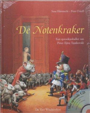 Muzikale prentenboeken, boeken met CD - De Notenkraker