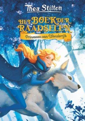 Prinsessen van Wonderrijk 1 - Het boek der raadselen