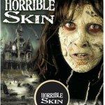 Halloween schmink huid