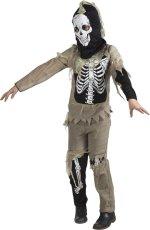 skelet halloween