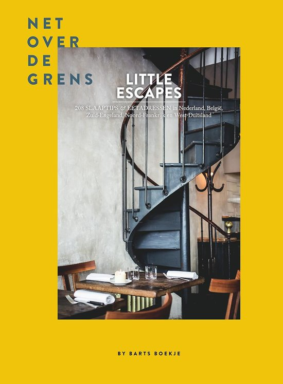 """Little Escapes net over de grens"" by Maartje Diepstraten"