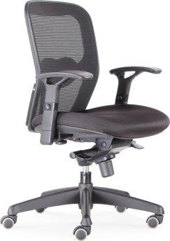 BenS 803 - Bureaustoel - Zwart