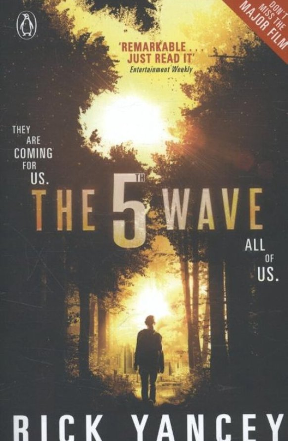 Afbeeldingsresultaat voor the fifth wave boek