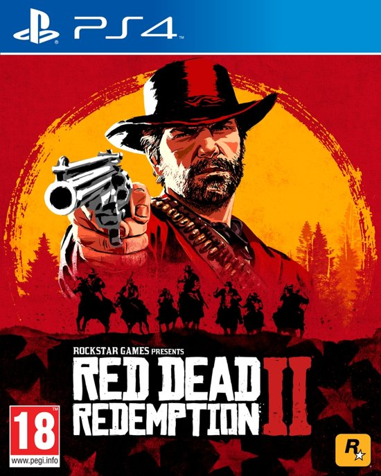 Red Dead Redemption 2 - UK Import - PS4
