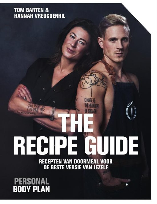 """""""Personal Body Plan – the recipe guide"""" by Tom Barten"""