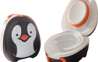 My Carry Potty - Plaspotje - Pinguïn