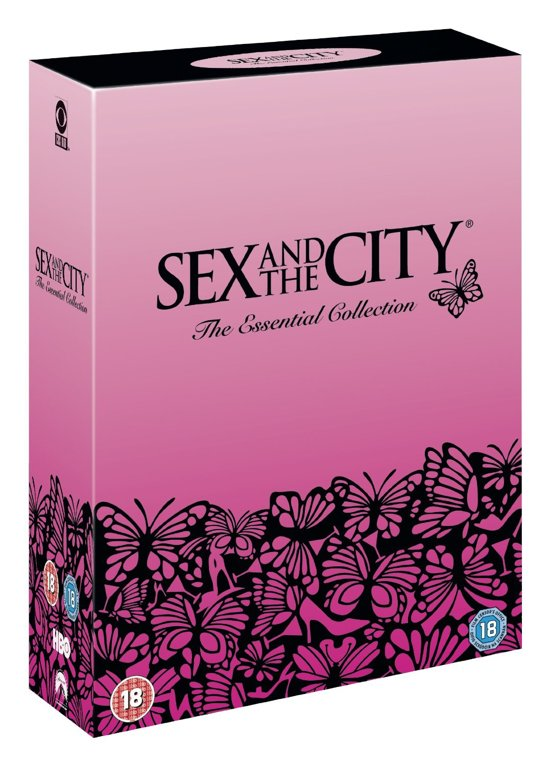 Sex and the City DVD Box