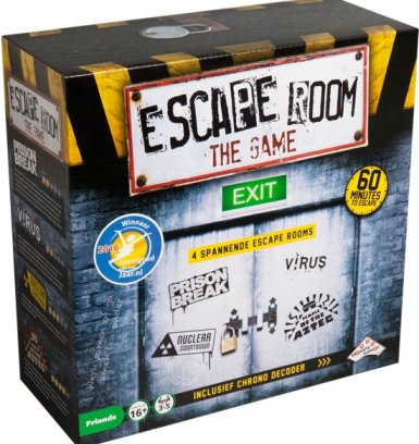 Escape Room The Game - Gezelschapsspel