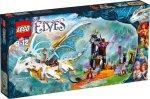 Lego Elves draak met kasteel voor meisjes