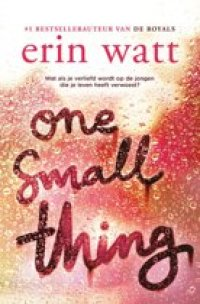 Image result for one small thing nederlands