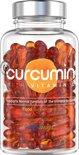 Curcumine - Superfood met Vitamine D3 - Natuurlijk Supplement - 60 Capsules