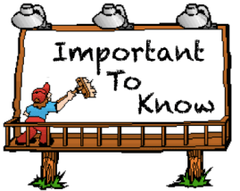 Image result for important information clipart