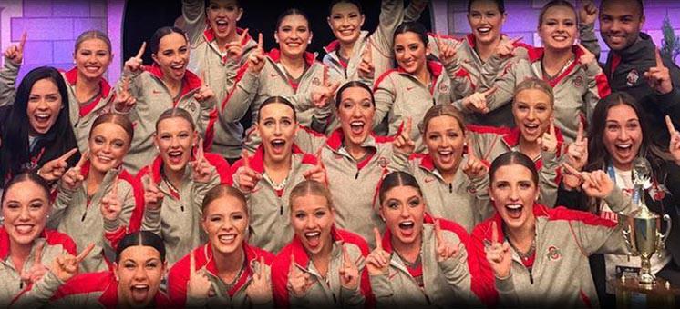 Ohio University Dance Team