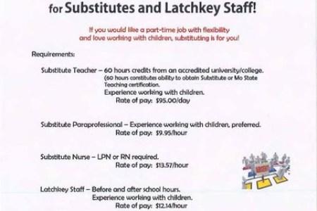 Free Resume 2018 » missouri substitute teacher requirements   Free ...