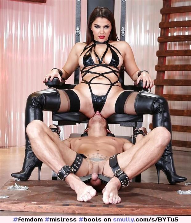 Femdom Mistress Boots Facesitting Facesit Queening Humbler Pussyworship