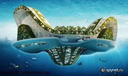 Плавучие города