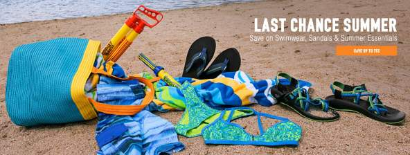 Last Chance Summer - save up to 75%