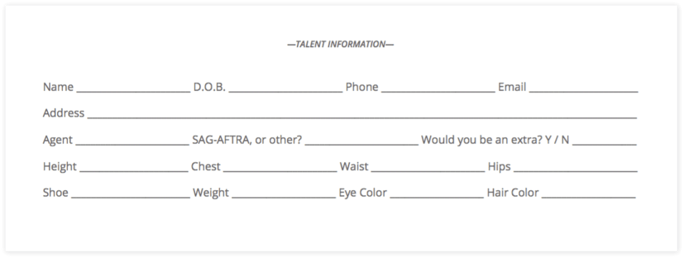 Image Result For Resume Format For