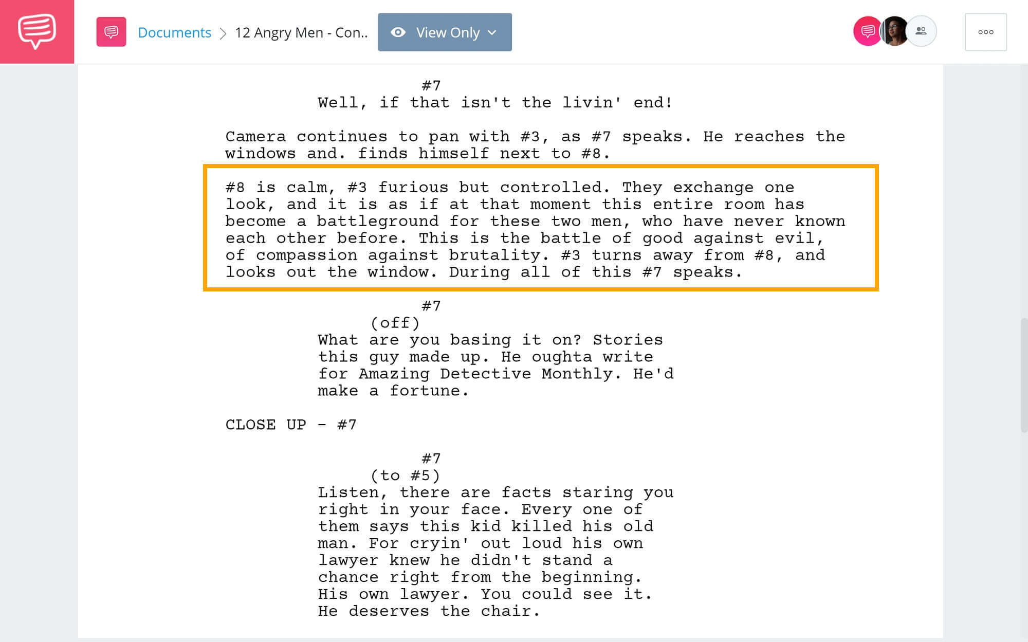 12 Angry Men Script Download Summary Characters And