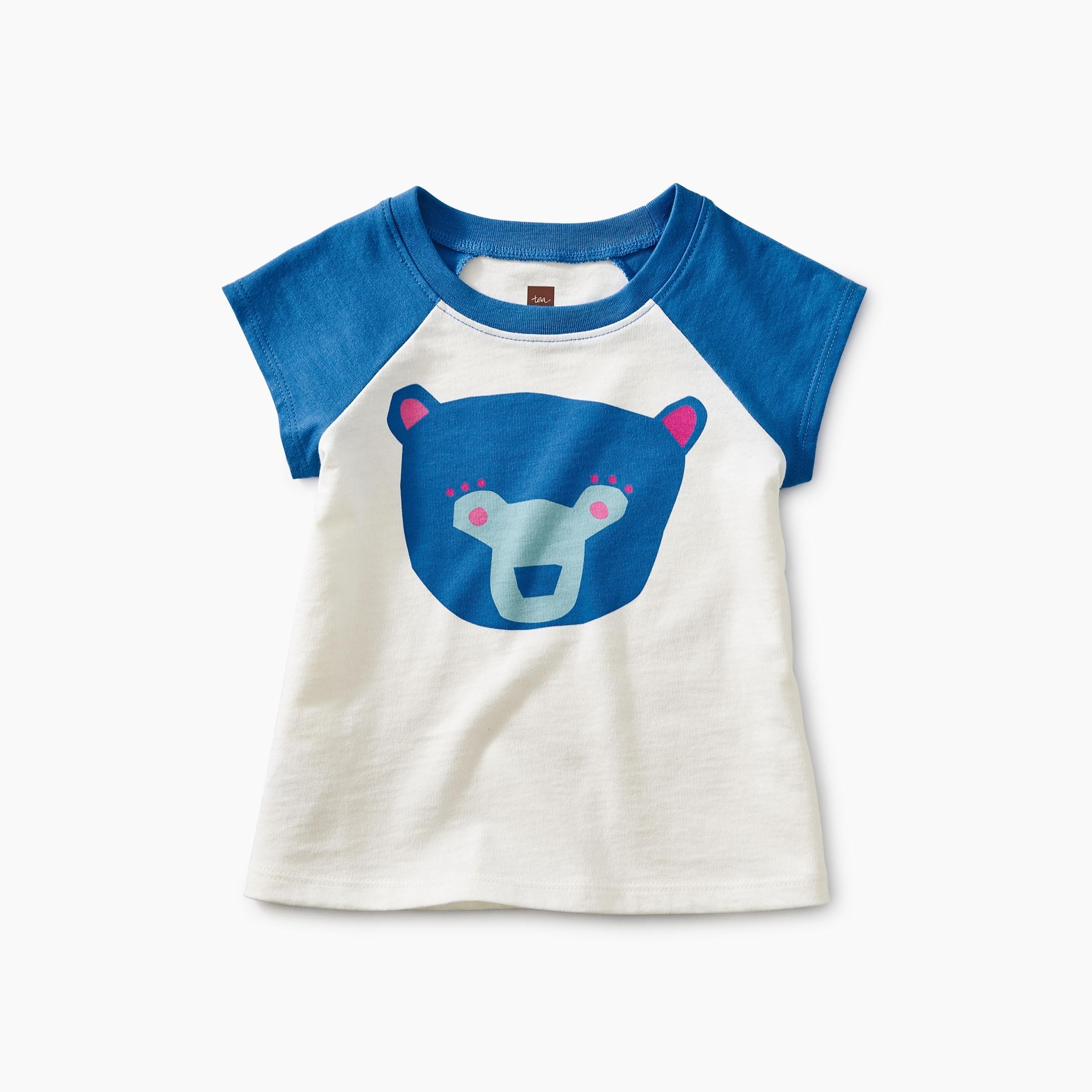 Sun Bear Baby Graphic Tee