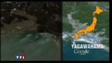 Les images du Japon avant et après le séisme