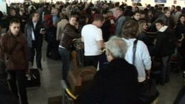passagers greve aeroport roissy air france