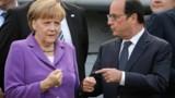 """Ukraine : Hollande et Merkel à Moscou pour """"aller chercher un accord"""""""