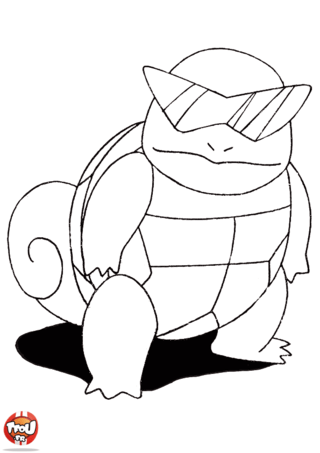 coloring pages pokemon squirtle drawings pokemon car pictures
