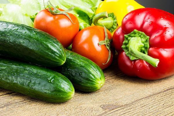 Seeded Vegetables