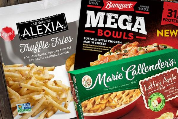 Conagra Heats Up on First-Quarter Earnings Beat