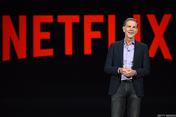 Netflix CEO Reed Hastings could use a movie theater.