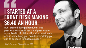 Are You Fit For Leadership Planet Fitness Ceo Gives His Best Advice Thestree