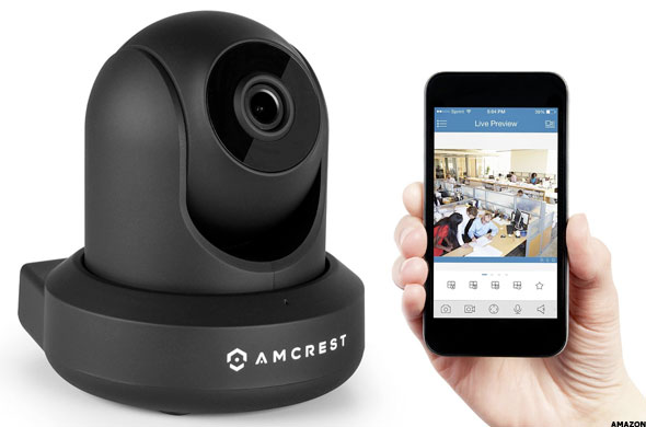Wireless Security Cameras Amazon