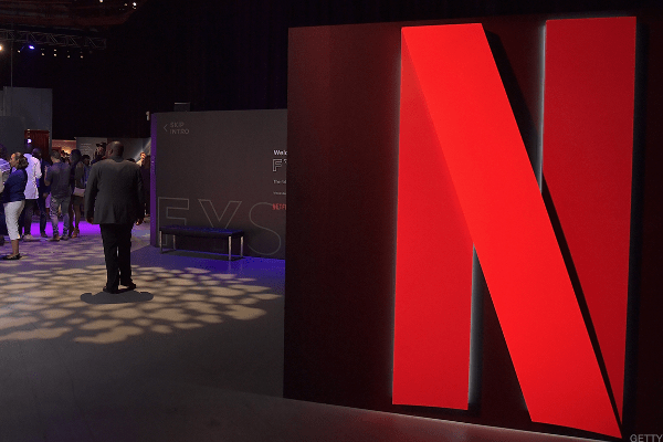 Netflix Shares Hit All-Time High as Market Flounders
