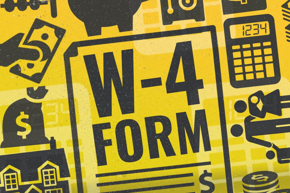 What Is A W 4 Form And How Do Allowances Work