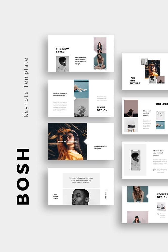 BOSH - Keynote Template