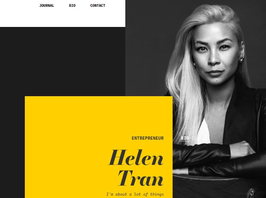 Portfolio Website