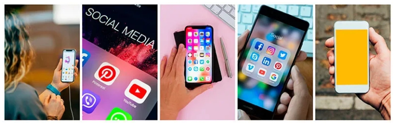 Social Media Dominates