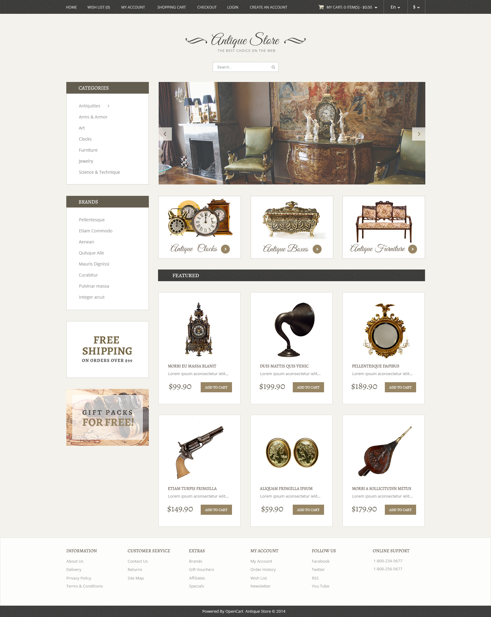 The Best Themes And Templates For Websites In One Place